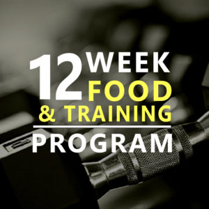 12weekfoodtraining